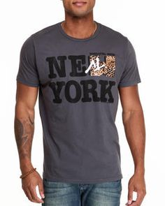 Buy New York MTV Leopard tee Men s Shirts from Junk Food. Find Junk Food  fashions 4136002d9fb63