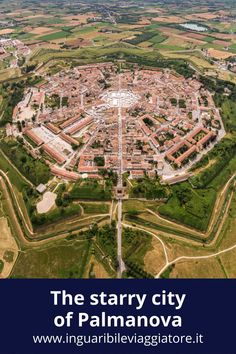 Guide to the city of #Palmanova, #FVG, the fortress city with the characteristic shape of a nine-pointed star. #visititaly #history #italiancity #europe #europetravel #italien Travel Guides, Travel Tips, Travel Around The World, Around The Worlds, Places To Travel, Travel Destinations, Visit Italy, City Photo, Road Trip