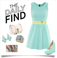 """""""The Daily Find"""" by fashionslavebyc on Polyvore"""