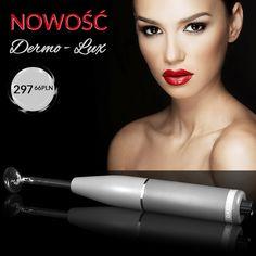 NOWOŚĆ - Darsonval Dermo Lux HF100 - Biomak - producent sprzętu kosmetycznego Beauty Salons, Serum, Therapy, Beauty Room, Beauty Bar