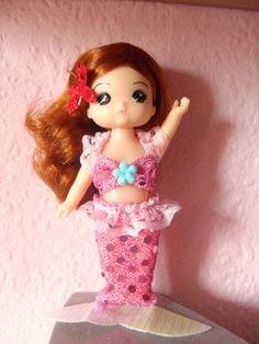 MIMIWORLD Little Mimi Doll Children Toy Figure