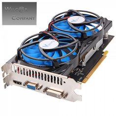 New NVIDIA GeForce GTX650TI 2GB DDR3 384 Bit PCI E Graphics Video Card Gaming PC #Vamery
