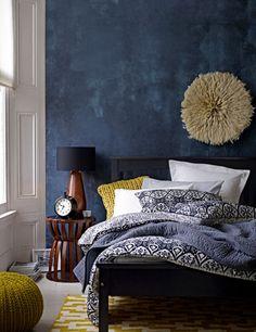 Hastings Ivory Bedstead | M&S £350