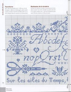 This excellent photo is definitely a very inspirational and terrific idea Cross Stitch Letters, Cross Stitch Borders, Cross Stitch Samplers, Cross Stitch Charts, Cross Stitch Designs, Cross Stitching, Stitch Patterns, Diy Embroidery, Cross Stitch Embroidery