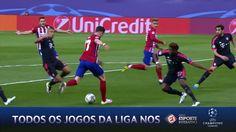 Gol de Saúl - Atlético de Madrid 1x0 Bayern - Champions League (27/04/16)