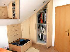 Ikea Utrusta Monteringsanvisning ~ Nach Einbau der Möbel in die Dachschrägen