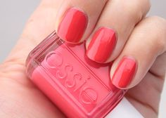 Essie Summer 2015 and Essie Neon 2015 swatches and review (Sunset Sneaks)