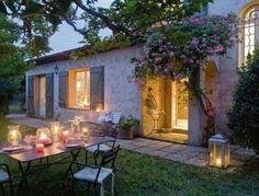 Shabby little cottage