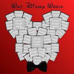 Disney World Scrapbook Page Layouts   am ready to go to disney land or disney world