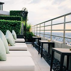 bangkok thailand july 25 restaurant couch bar with view of bangkok cityscape at the three sixty lounge of millennium hilton bangkok hotel in bangkok thailand. Rooftop Design, Rooftop Lounge, Rooftop Garden, Terrace, Bangkok Hotel, Bangkok Thailand, Restaurant Bar, Restaurant Website, Barcelona Bar