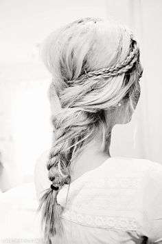 Braided Hairstyle Pictures, Photos, and Images for Facebook, Tumblr, Pinterest, and Twitter