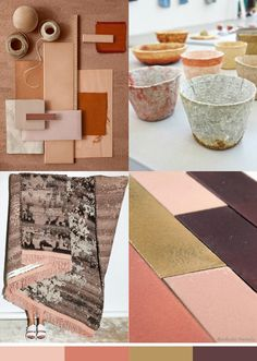 FASHION VIGNETTE: TRENDS // ECLECTIC TRENDS - EARTH COLOR TREND . 2015/16