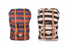 Love these packs by Herschel Supply Co. Fall for 2012