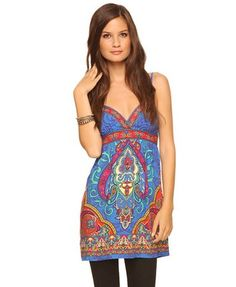 Summer Paisley Dress $24.80 Forever21