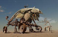 Digital Art by Radoslav Penchev | Cuded