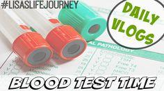 Blood Test Time    November 6, 2015    DAILY VLOGS #dailyvlogs #familyvlog #family #familytime #vlog #bloodtesttime #bloodtest #lisaslifejourney