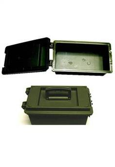 Olive Drab Small Ammo Box | Buy Now at camouflage.ca