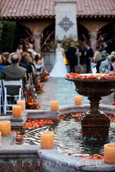 Due to the weather my vision boards will be taken over my beautiful daydreaming.... Villa Siena, Scottsdale, AZ