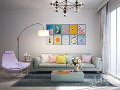 Modern trend decoration style. The Modo Chandelier    eBay