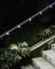LED Handrail Lighting System application photo