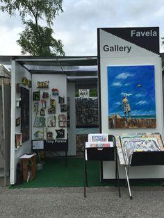 Favela Gallery! Tony Paraná.