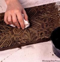 DEBBIE TRAVIS: Replicate the look of leather - Winnipeg Free Press Homes