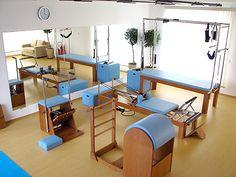 Espaço voltado para instrutores de pilates discutirem assuntos ligados ao dia-a-dia da profissão