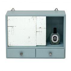 """armoire de toilette vintage années 50 """"Olympe"""" #rienacirer #vintage"""