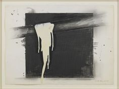 TAKESADA MATSUTANI  Untitled, 1976    Graphite, turpentine, and household paint on paper  22 x 29.875 in (55.88 x 75.88 cm)    Courtesy of artist and Hauser & Wirth