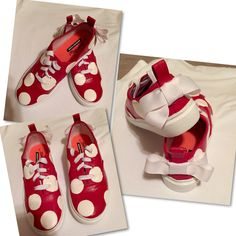 Shoes made by mom!!!