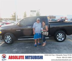 """https://flic.kr/p/uKgFBd   #HappyAnniversary to Feliciano Cano Jr on your 2009 #Daimler Dodge #Ram1500 from Troy Cox  at Absolute Mitsubishi!   <a href=""""http://www.absolutemitsubishi.com/?utm_source=Flickr&utm_medium=DMaxxPhoto&utm_campaign=DeliveryMaxx"""" rel=""""nofollow"""">www.absolutemitsubishi.com/?utm_source=Flickr&utm_med...</a>"""