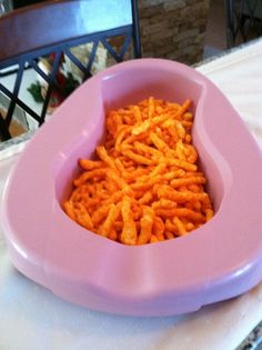 Snacks in a Bedpan (New, of course)-For Nursing grad party.