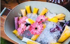 Se casar no verão que tal algo bem refrescante para os convidados?