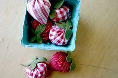 15 DIY Play Food Ideas #diy food ideas