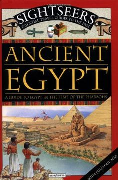 Ancient Egypt: A Guide to Egypt in the Time of the Pharoahs (Sightseers) by Tagholm http://www.amazon.com/dp/0753451824/ref=cm_sw_r_pi_dp_OYB3wb04T3X87