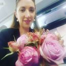 You get some funny looks when you walk onto a train with flowers, but it was the perfect way to end an amzing day helping new students in the Women's.