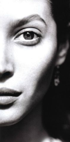 """Christy Turlington 