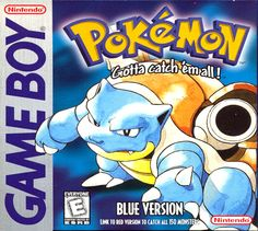 New Factory Sealed Pokemon Blue Game Boy original Nintendo cartridge only available for sale. Pokemon Game Boy, Gameboy Color Pokemon, 151 Pokemon, Play Pokemon, Pokemon Stuff, Pokemon Online, Super Nintendo, Nintendo 3ds, Game Of Life