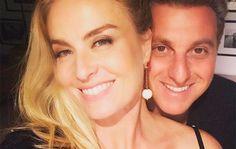 Angélica e Luciano Huck esbanjam amor na web   OFuxico