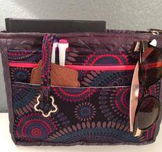 Taschenorganizer von Kleine Wollbude auf DaWanda.com