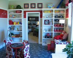 Kids Playroom Design, Pictures, Remodel, Decor and Ideas - page 8