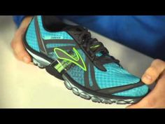 Cool video with information about Brooks Pure Cadence shoe! I'm getting these for my b-day!