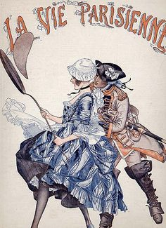 Cheri Herouard, La Vie Parisienne, 1910s