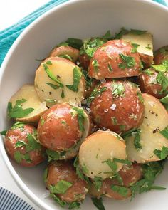 Dijon Potato Salad Recipe-- Under 30 Minutes