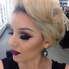 I need this to be a winter look for a special night.... Of course, the one, the only MAC
