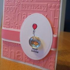 really cute birthday cards using
