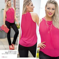 Fraiché 2015 Neue Outfits, Office Outfits, Casual Outfits, Look Fashion, Fashion Outfits, Womens Fashion, Mobiles, Look Casual, Indian Designer Wear