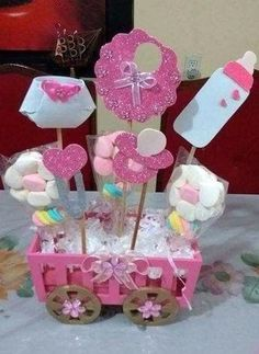 Baby Shower Ideas For Boys Themes Babyshower Pink Ideas For 2019 - Basteln - Boy Baby Shower Themes, Baby Shower Cupcakes, Baby Shower Favors, Baby Shower Gifts, Shower Bebe, Baby Boy Shower, Moldes Para Baby Shower, Unisex Baby Shower, Diy Bebe