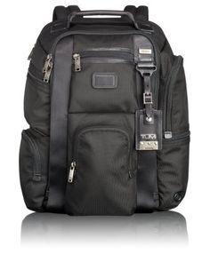 78b8d691d Tumi Luggage Alpha Bravo Kingsville Deluxe Brief Pack