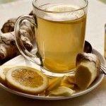 Gengibre limão e mel é um excelente remédio para o frio